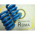 Resorte/espiral Car Trasero Reforzado Gnc Chery Tiggo