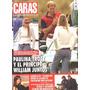 * Revista Caras Eug Tobal Luc Pereira Trillizas De Oro