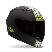 Casco Moto Integral Bell Qualifier Hi-vis Rally Envio Gratis