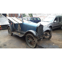 Ford T 1927 Ideal Repuestos, Motor Completo.