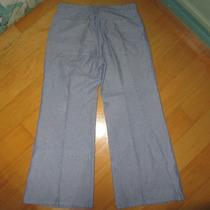 Pantalón De Vestir Tipo Palazzo