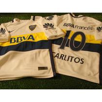 Camiseta Boca 2017 Alternativa Nueva Kids Nenes