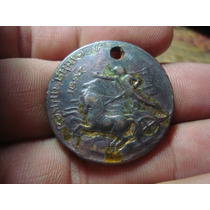 Medalla Roman Bravo & Co Remate 1897 San Martín Publicidad