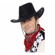 Combo X20 Sombrero Vaquero Cowboy Cotillón Carioca Fiesta
