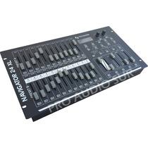 Consola Dmx Tecshow Navigator 24xl 48 Canales Fijas Teatro