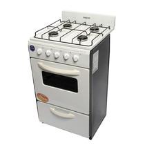 Cocina Martiri New Lujo 4 Hornallas Visor 51cm Autolimpiante