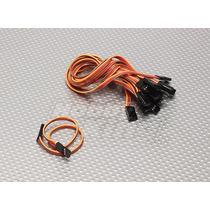 Cable Para Servo Macho Macho 20 Cm- 26 Awg
