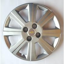 Juego 4 Tazas De Rueda Chevrolet Agile Desde 2009 Rodado 15