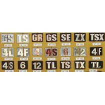 Ika-renault-torino-insignia Zx-placa-gs-ts-gtl