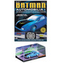 Eaglemoss 1:43 Batman Automobilia #5 Dc #400 Nortoys