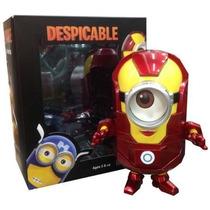 Gru Mi Villano Favorito / Despicable Me - Minion Iron Man