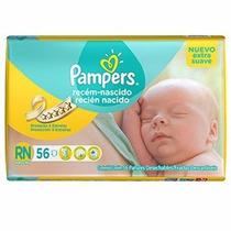 Pañales Pampers Recien Nacido Hiperpack