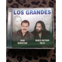 Marco Antonio Solis Y Joan Sebastian Los Grandes