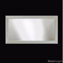 Espejo Plata / Oro - Plateado / Dorado 1,20 X 0,80 M (10cm)