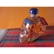 Tequila Reposado Envase Tipo Craneo.cont.750 Ml Grad,40% Mex