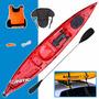 Kayak Angler Atlantikayak Pesca Travesía Portaequipaje Chale