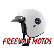 Casco Abierto Vertigo Basic En Freeway Motos !!