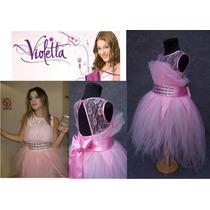 Vestido Violetta Del Clip Como Quieres Que Te Quiera.