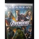 Dvd America Thor Superman Avengers Originales Oferta  Envios