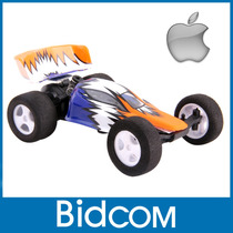 Auto A Radio Control Remoto Rc Para Iphone Ipad Y Ipod Touch