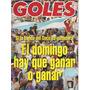 Goles 1782 B-tribuna Argentina/almirante Brown/maradona