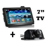 Gps 7 Pulgadas  + Tv Dig + Camara Retroces+ Igo + Oferton, Mania-electronic