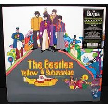 The Beatles Yellow Submarine Album Remasterizado Vinilo Lp
