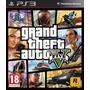 Gta 5 Ps3 Fisico Grand Theft Auto V Nuevos En Caja Sellada