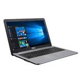 Notebook Asus Vivobook X540ma N4000 500g 4gb 15.6 Win10 Ctas
