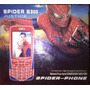 Celular Spiderman Dual Sim Tactil Touch Palm Mp3 Mp4 Camara