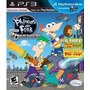 Phineas And Ferb 2nd Dimension Ps3 Usado Solo Venta