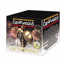 Fuegos Artificiales Torta Espartano 30 Tiros - Cienfuegos