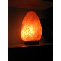 Lámparas De Sal Luz Del Himalaya (tratadas Enérgeticamente)