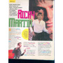 Revista Genios 2001 Ricky Martin Nuevo Disco Sound Loaded