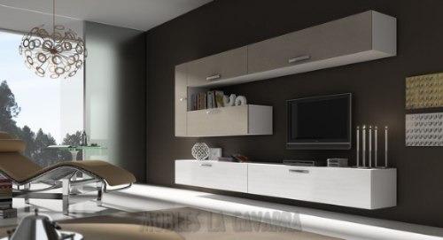 Mueble De Comedor Moderno. Mueble Comedor Cod. Mueble Living Modular ...