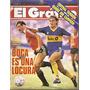El Gráfico 3522 - Rinaldi - Martinez - Boca 2 Dep Español 1
