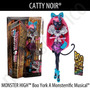 Monster High Boo York Catty Noir
