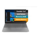Notebook Lenovo Ideapad 15.6 Intel I5-8250u 4gb 16gb Ram 1tb