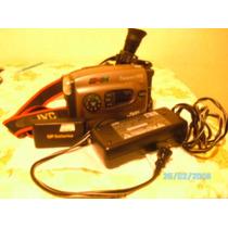 Filmadora Jvc Mod Grhf805 C/luz Ctrol Rem +2 Bat +carg+bolso