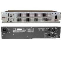 Ecualizadores 31 Bandas American Pro Eq-231-crossover-mixer