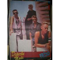 Poster Depeche Mode/patrick Schwaize/big Audio Dinamite(042)