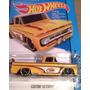 Autitos Hotweel Originales Pick Up Chevy 62´ Custom Apache