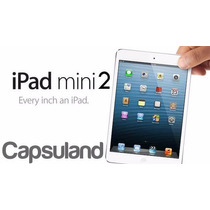 Nuevo! Ipad Mini 2 + 4g 16gb Retina Garantia Apple! Belgrano