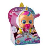 Cry Babies Unicornio Bruny Bebe Llora Wabro  Sharif Express
