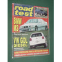 Revista Road Test 65 -mar/96- Chevrolet Blazer Bmw Vw Gol