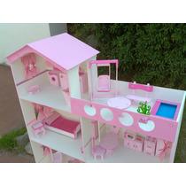 Barbies casas y muebles con los mejores precios del - Casa de barbie con ascensor ...