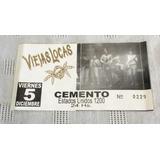 Entrada De Viejas Locas - Cemento - Colección - Usada -