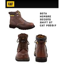 Botas Caterpillar - Cat Second Shift St (marrón)