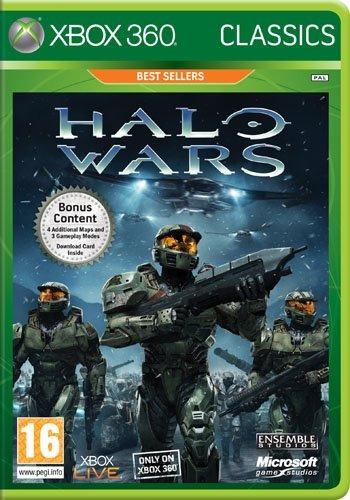 Halo Wars (xbox 360) Cd-rom Xbox 360