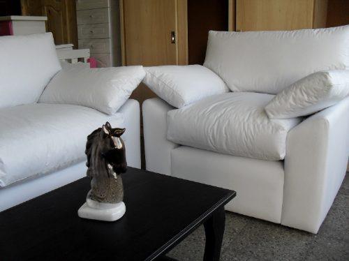 juego de living sillones modelos modernos italianos nuevos